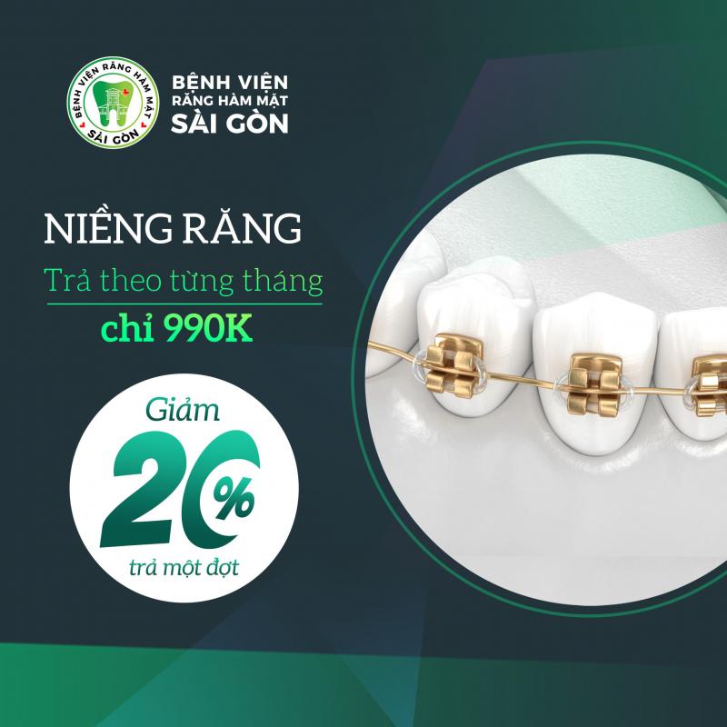 Răng Hàm Mặt Sài Gòn - Cần Thơ