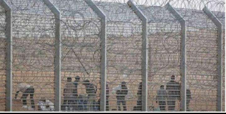 Rào chắn giữa Israel và Ai Cập