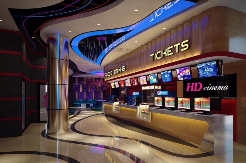 Rạp chiếu phim Cineplex Beta Cineplex