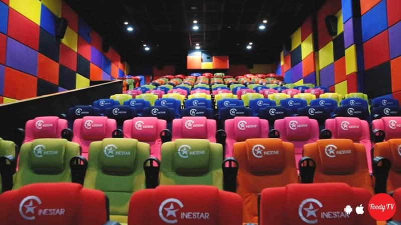 Top 6 rạp chiếu phim chất lượng nhất quận 1, Tp HCM