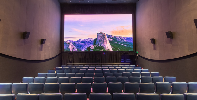 Top 5 rạp chiếu phim chất lượng nhất quận 7, Tp HCM
