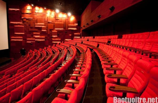 Top 5 rạp chiếu phim chất lượng nhất tại Quảng Ninh