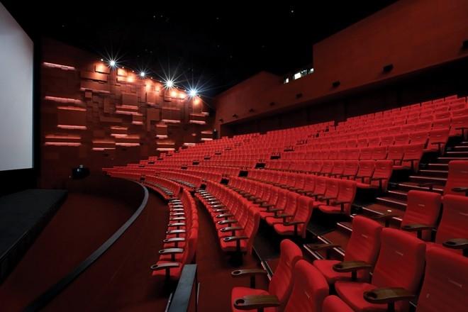 Rạp chiếu phim – điểm hẹn hò lý tưởng
