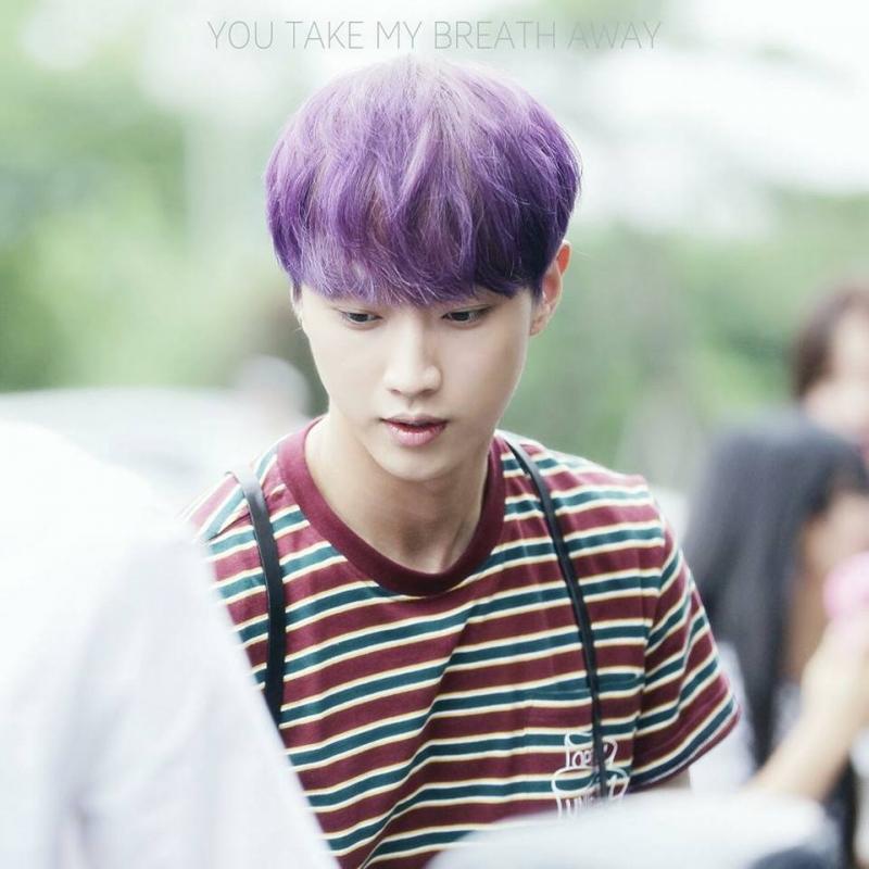 Jin Young luôn kính trọng những người lớn tuổi hơn mình