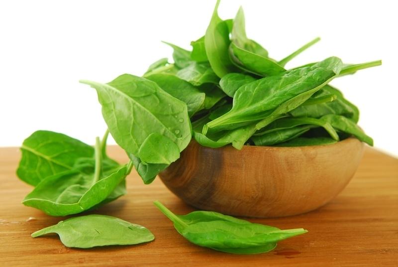 Rau Bina được xem là loại thực vật chứa nhiều canxi nhất