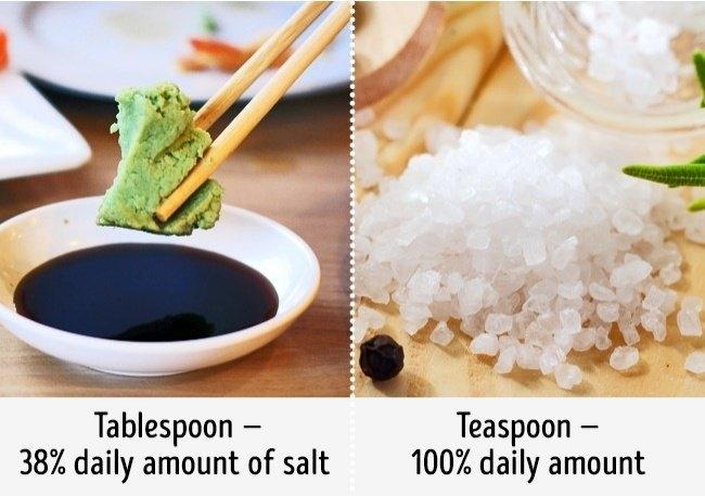 Nước tương tốt cho sức khỏe hơn muối