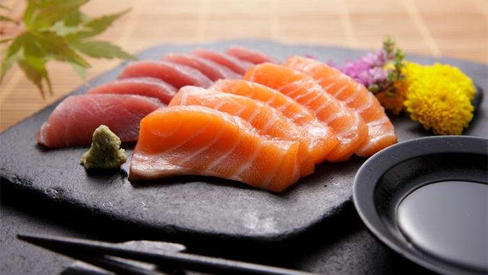 Các loại gỏi hải sản