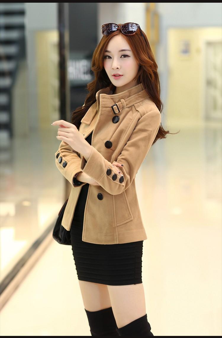Áo khoác nữ Hàn Quốc của shop