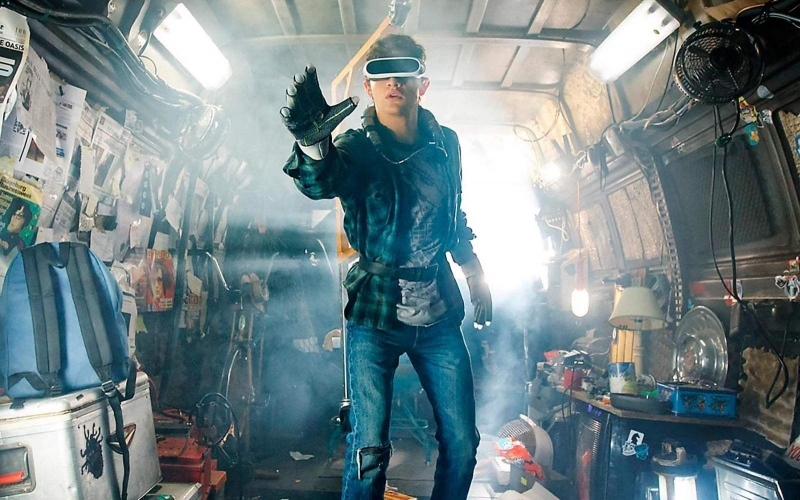 Thế giới ảo trong phim Ready Player One