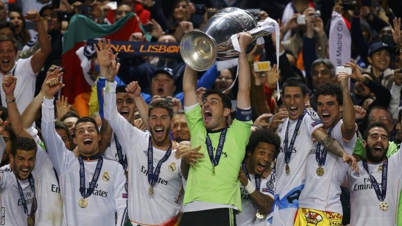 Real lên ngôi năm 2014 hoàn thành giấc mơ Decima sau nhiều năm mong đợi