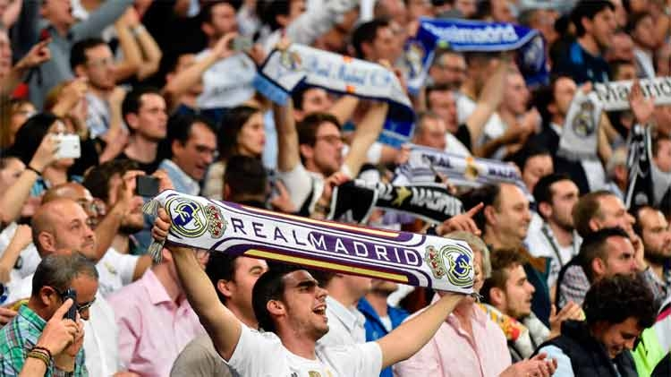 Cổ động viên của Real Madrid