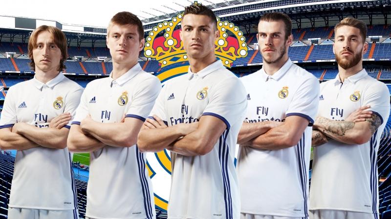 Các ngôi sao của Real Madrid luôn nhận được mức đãi ngộ cực cao