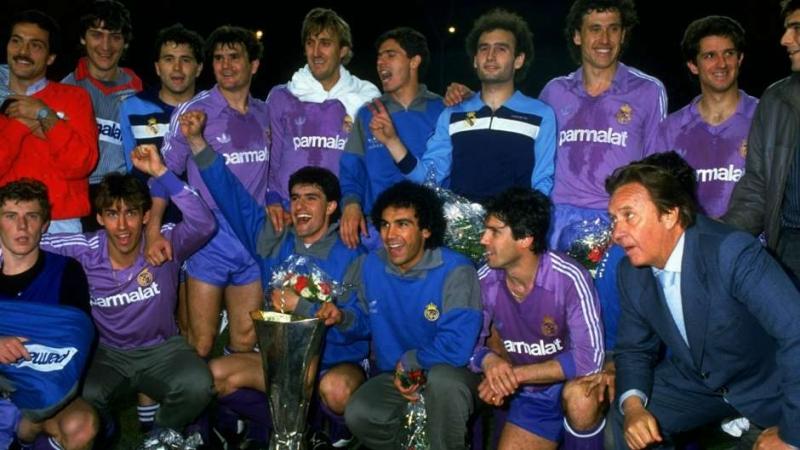 Đội hình Real Madrid vô địch năm 1986