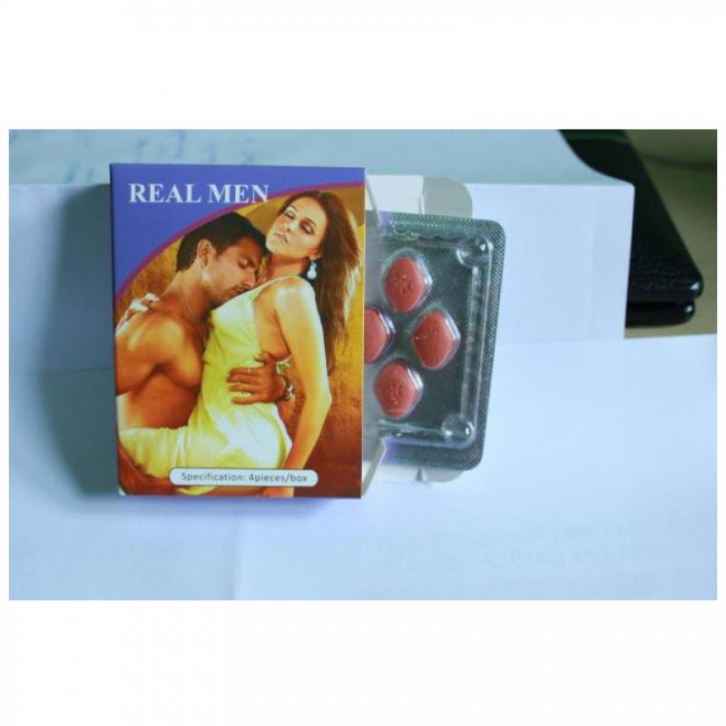 Real Men - Hỗ Trợ Tăng Cường Sinh Lý Nam Giới
