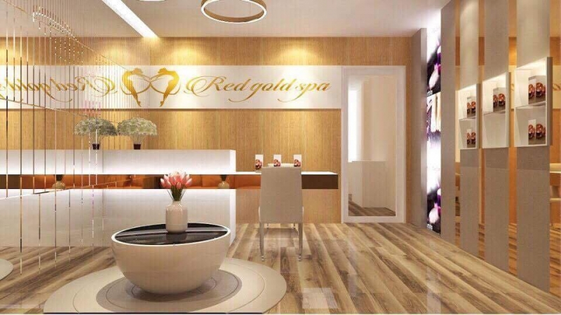 Red Gold Spa