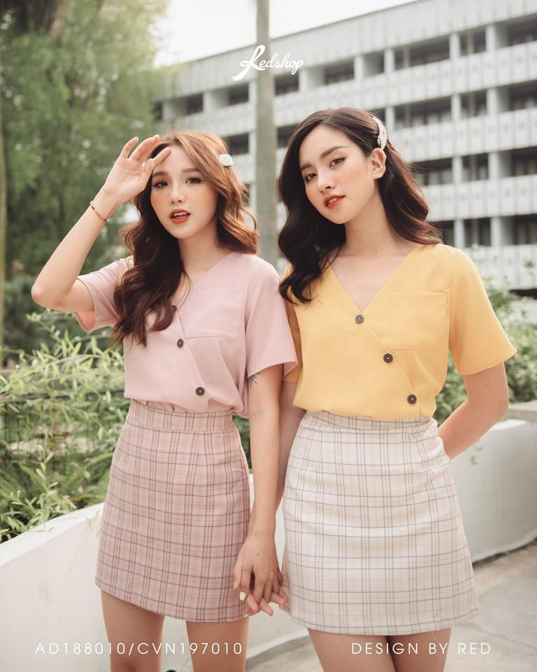 Red Shop - Shop quần áo đẹp và rẻ nhất cho sinh viên ở Hà Nội