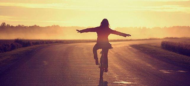 Hạnh phúc là được tự do trong tâm hồn