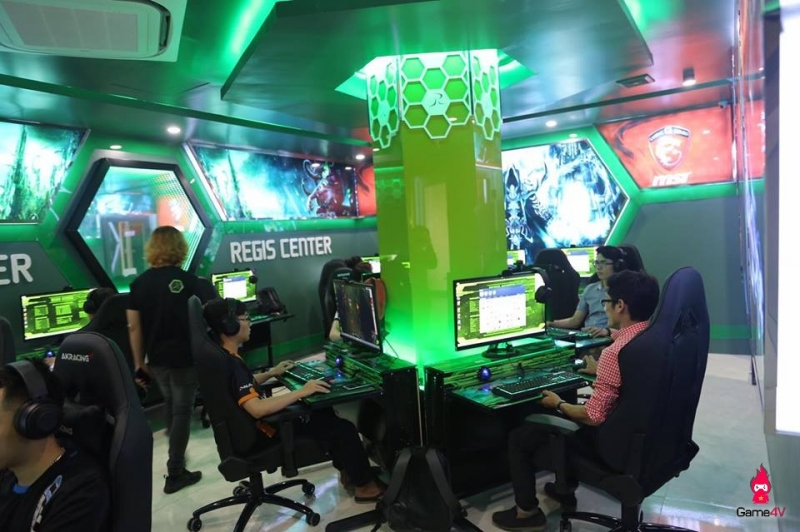 Regis Gaming Center