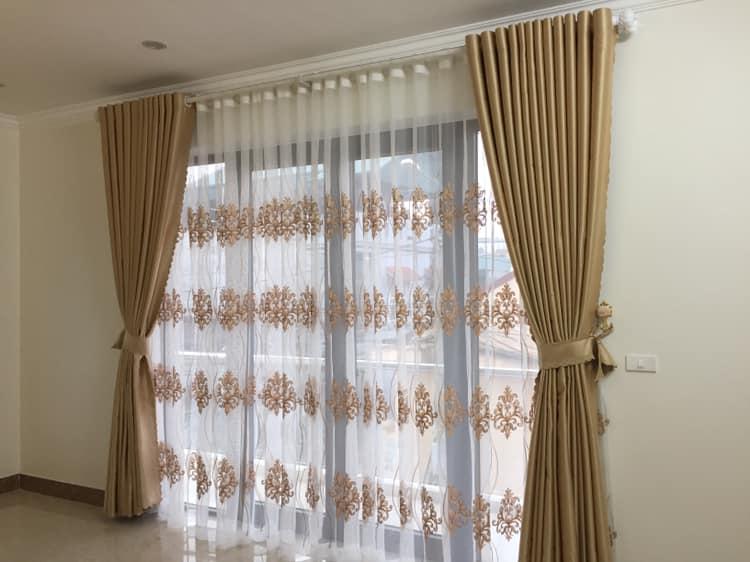 Bộ rèm tuyệt vời mang lại vẻ đẹp cho ngôi nhà bạn