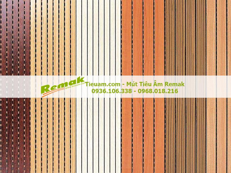 Remak là nhà sản xuất cung ứng đến 90% sản lượng toàn thị trường về các vật liệu tiêu âm