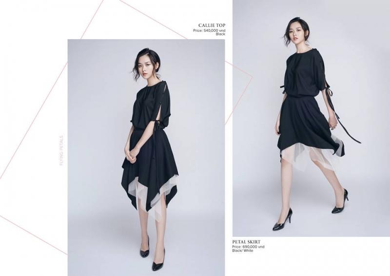 Một thiết kế nữ tính của REN