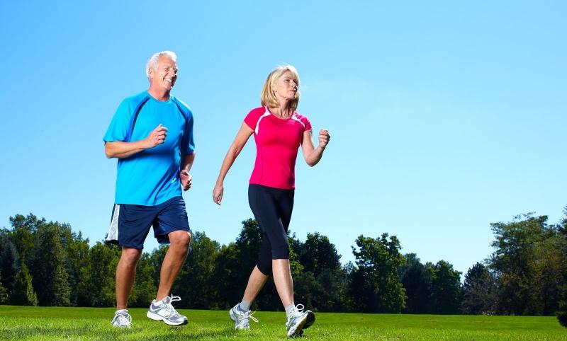 Rèn luyện sức khỏe tốt trước khi đi
