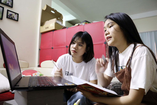 Rèn luyện tinh thần tự giác học trực tuyến