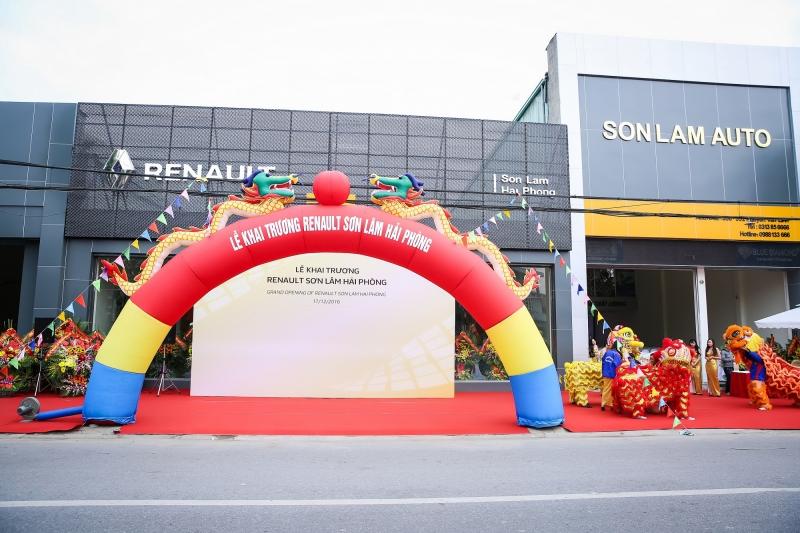 Renault Sơn Lâm Hải Phòng