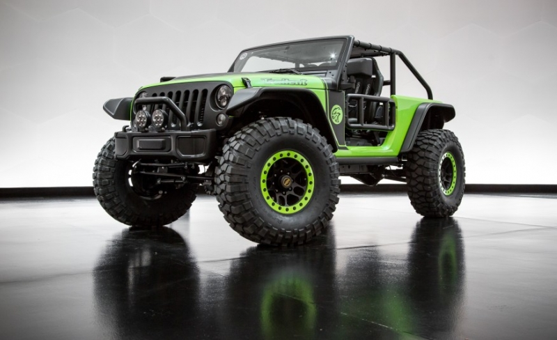 Jeep Wrangler Trailcat