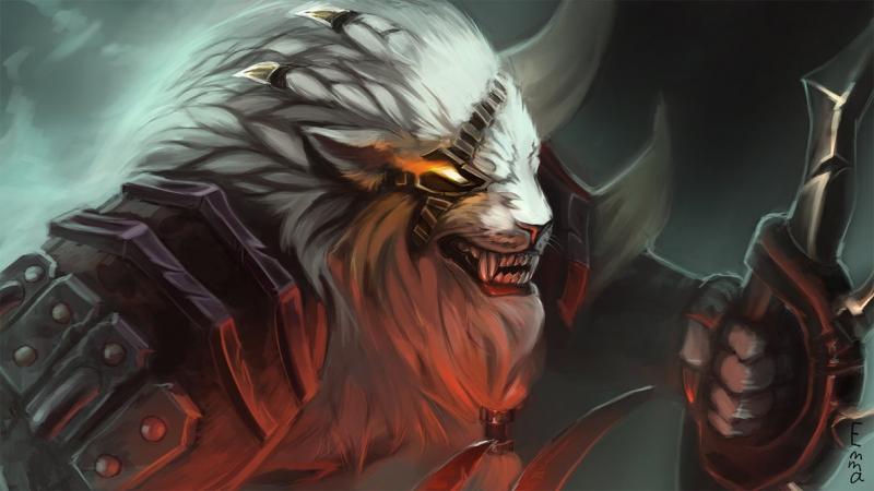 Rengar - Thú săn mồi kiêu hãnh