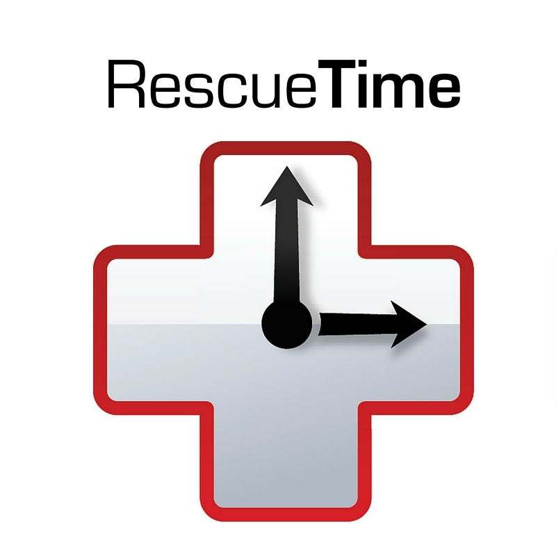 Rescue Time: Time Management