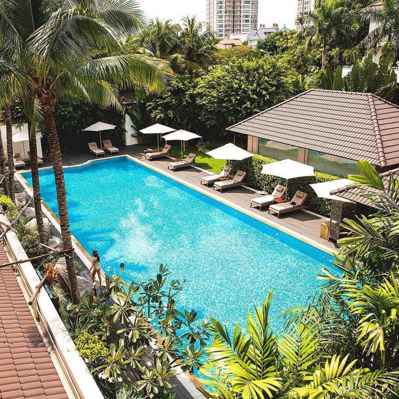 Top 5 resort tại Củ Chi có chất lượng tốt nhất