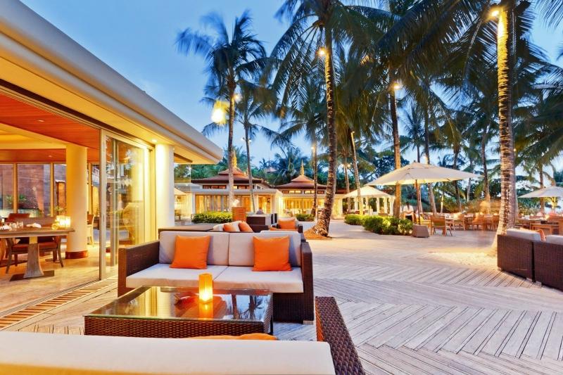 Khu resort lý tưởng với 39 villas sang trọng
