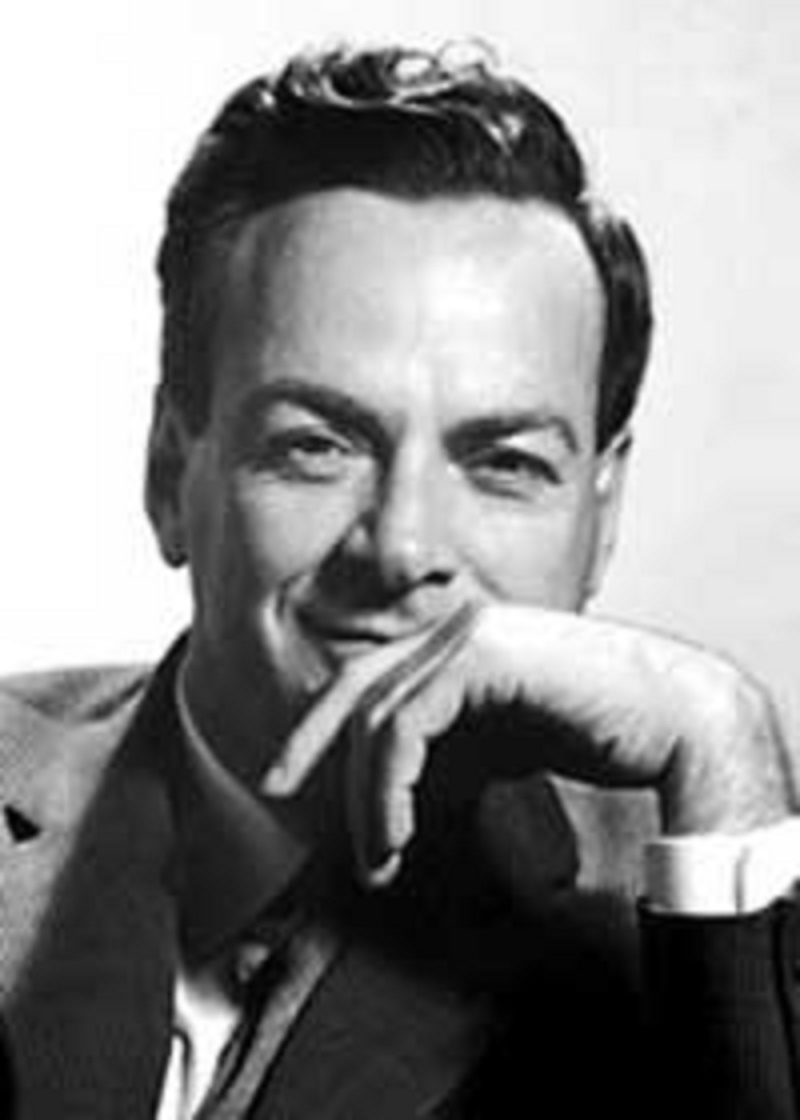 Richard Feynman (1918 – 1988)
