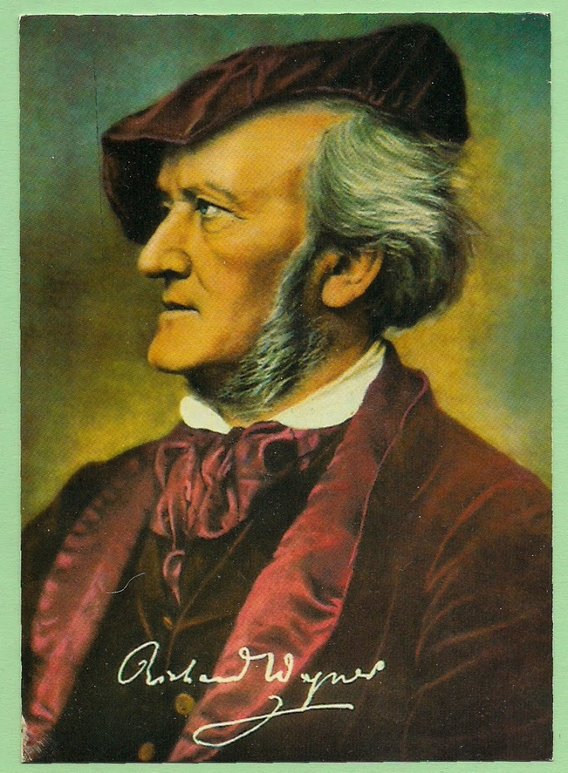Richard Wagner (1813 – 1883)