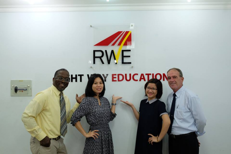 Right Way Education JSC