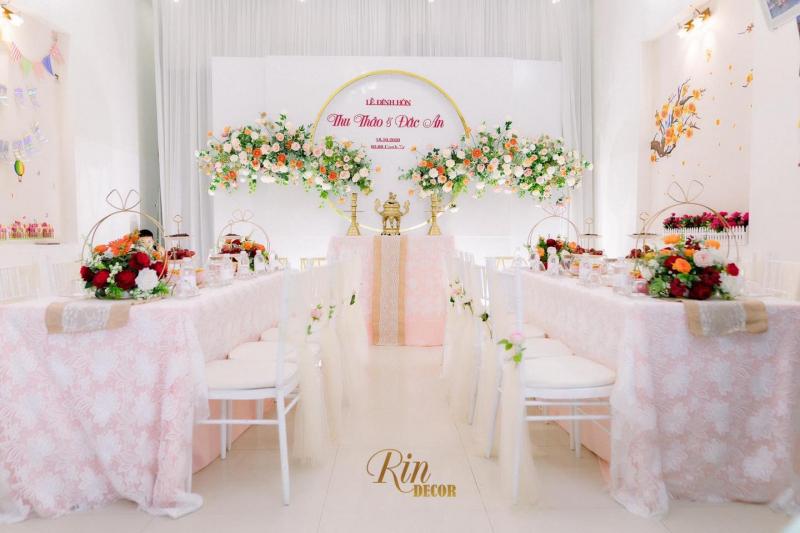Rin Decor - Dịch vụ cưới hỏi Đà Nẵng