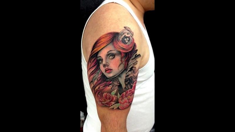Hình xăm nghệ thuật của Rin Tattoo