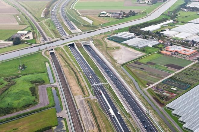 Ringvaart Haarmermeer (Hà Lan)