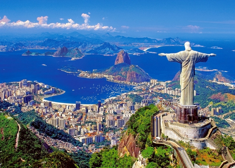Tượng Chúa cứu thế ở Rio de Janeiro, Brazil