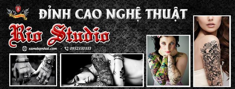 Dạy xăm nghệ thuật tại Rio Tattoo Studio