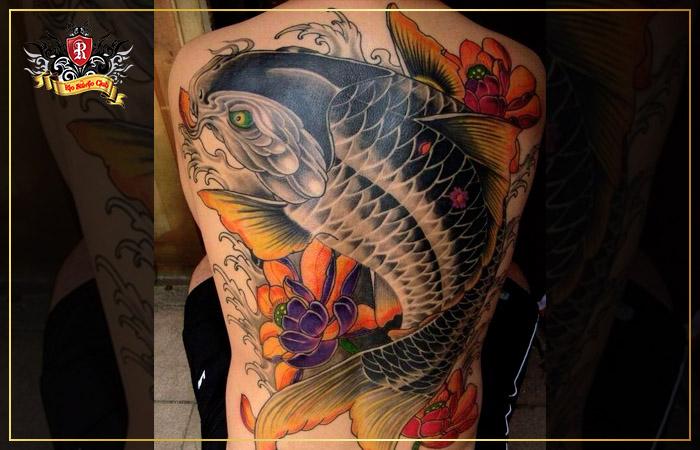 Hình xăm nghệ thuật đẳng cấp tại Rio Tattoo Studio