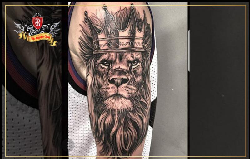 Hình xăm rõ nét, đậm mực cực chất tại Rio Tattoo Studio