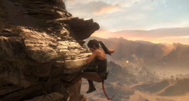 Game thủ được chiêm ngưỡng vẻ đẹp của Lara Croft trong Rise of the Tomb Raider