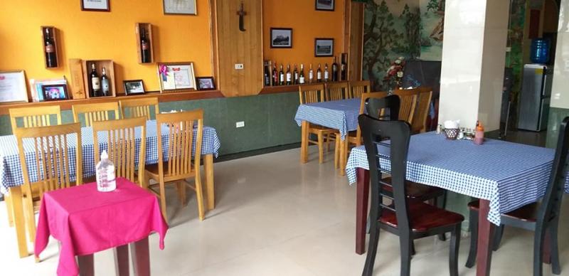 Ristorante Italia - Nhà hàng Ý