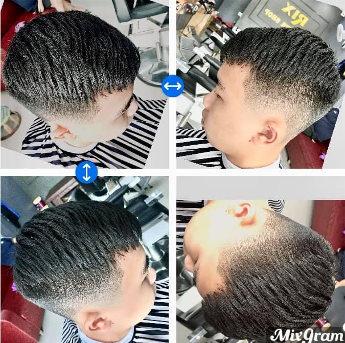 Rix Barber shop