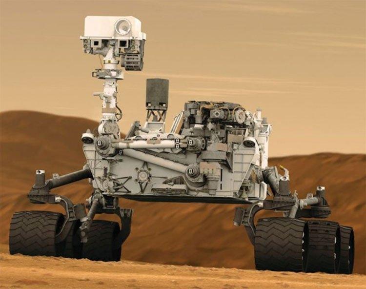 Chú robot cô độc giữa vũ trụ rộng lớn