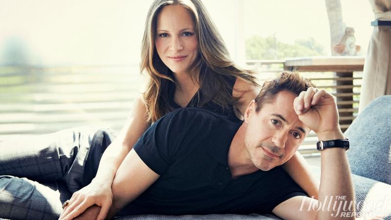gia đình hạnh phúc, sự nghiệp thành công của chàng Iron Man khiến nhiều người ganh tỵ.