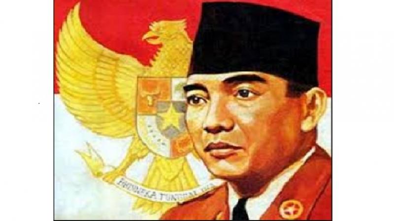 Hình ảnh Tổng thống Indonesia: Sukarno