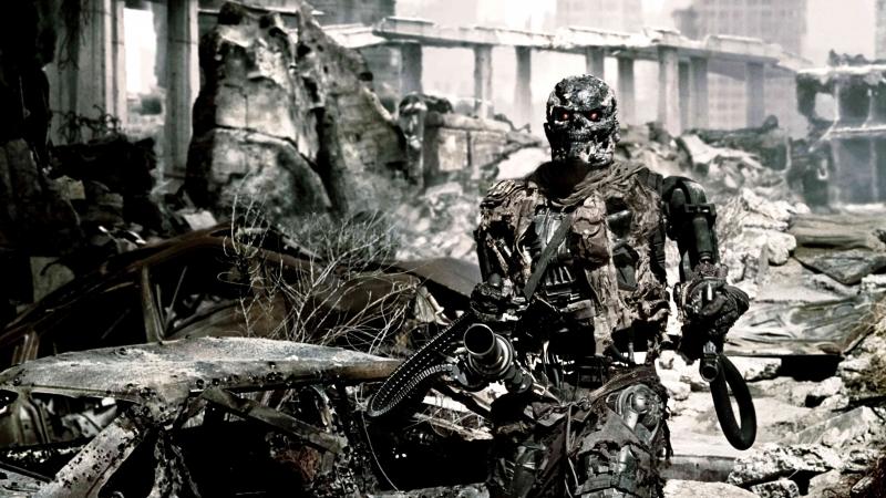 Viễn cảnh robot thông minh nổi loạn và thống trị con người